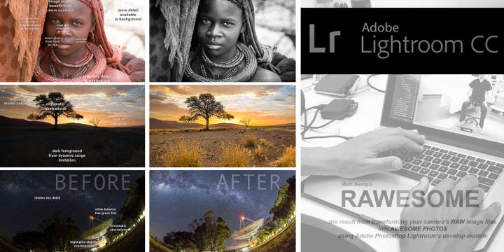Adobe Photoshop Lightroom - RAWESOME course