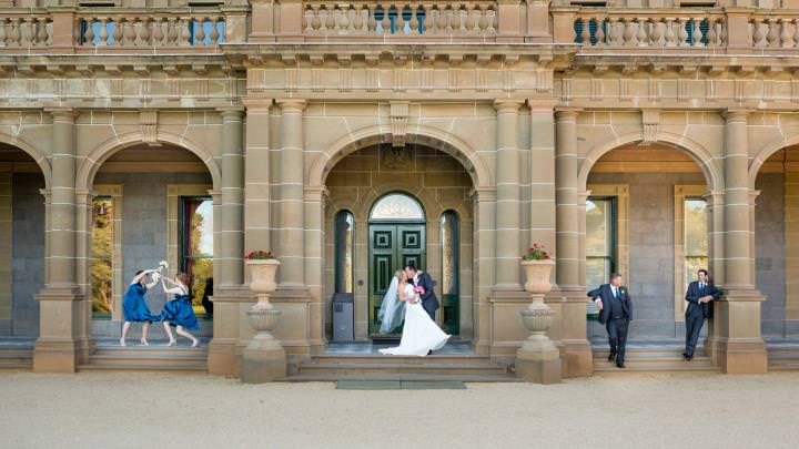Werribee Mansion - Formal and fun